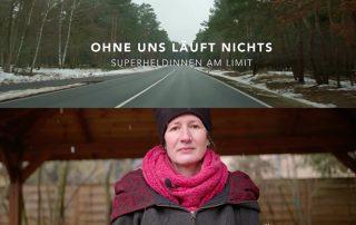"""Filmplakat """"Ohne uns läuft nichts"""""""
