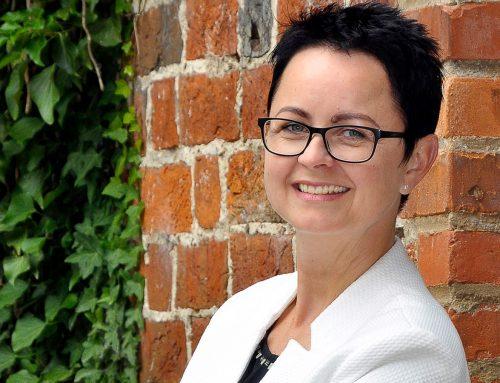 Annett Jura: Für mich gab es keinen Grund, der gegen eine Kandidatur sprach