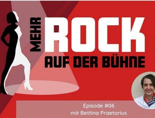 """Zu Gast bei """"Mehr Rock auf der Bühne"""""""