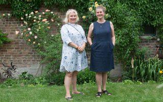 Mentoring Tandempaar Alexandra Pichl & Dr. Gisela Baumann