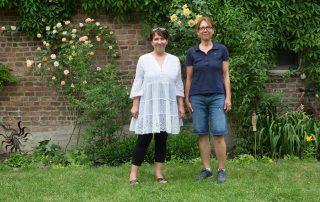 Mentoring Tandempaar Katharina Slanina & Sabine Harding