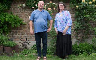 Mentoring Tandempaar Thomas Neumann & Kathrin Witt